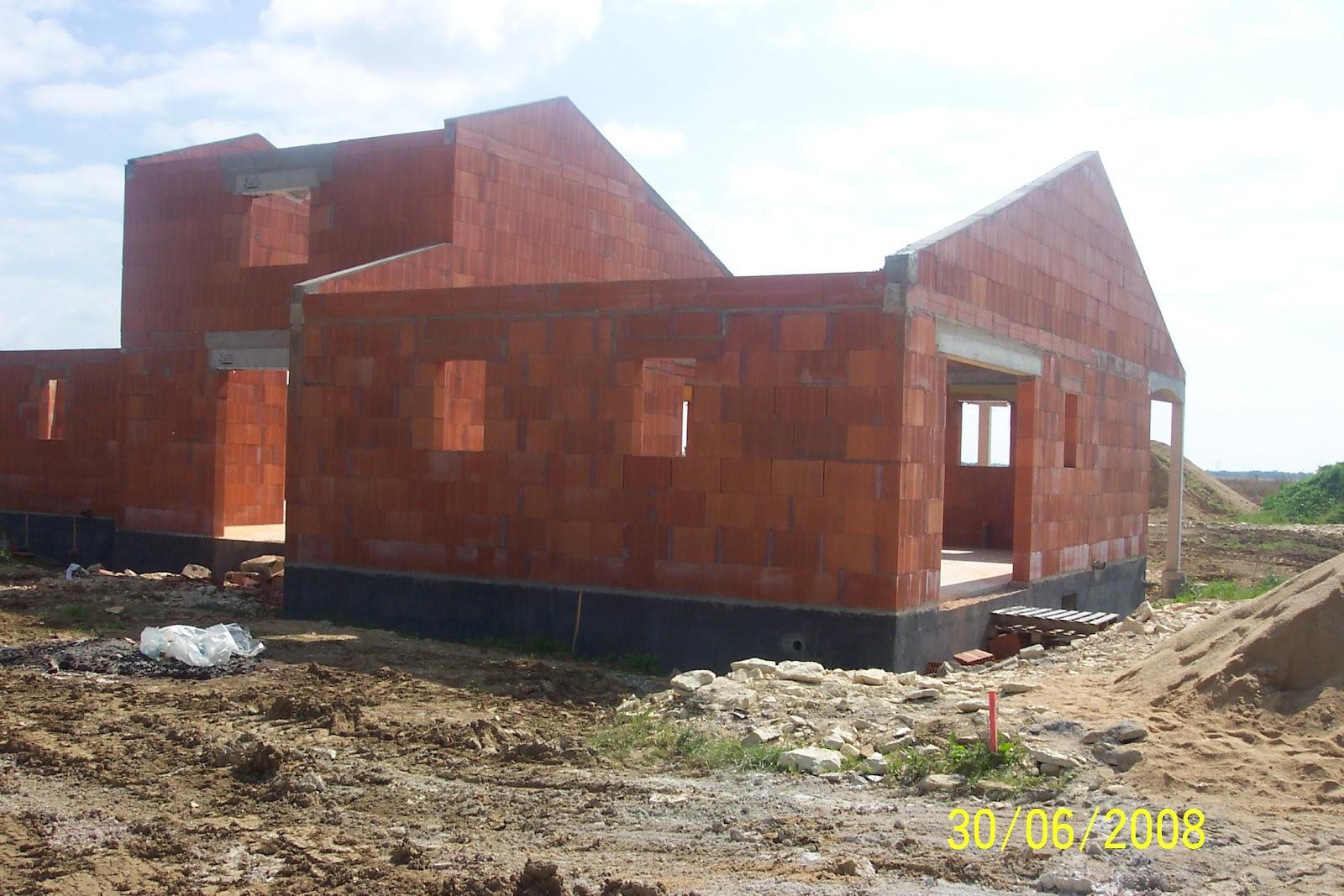 Les archives de la terre cuite immobilier neuf for Construction maison brique