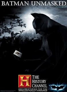 The History Channel – Batman Desmascarado – A Psicologia do Cavaleiro das Trevas
