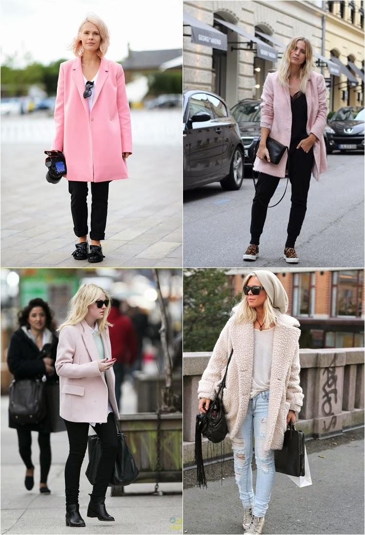 abrigos rosa _outfits-streetstyle