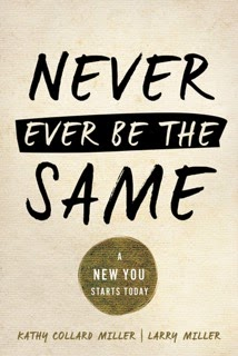 Never ever be the same - book cover