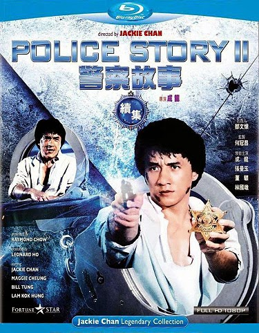 Police Story 2 1988 Hindi Dubbed BRRip 480p 300mb