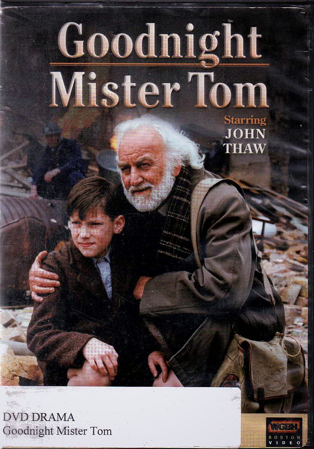 goodnight mister tom 2 essay This one-page guide includes a plot summary and brief analysis of good night,  mr tom by michelle magorian good night, mr tom by michelle magorian.