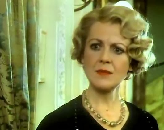 Actress Gay Soper in Agatha Christie's Tommy and Tuppence