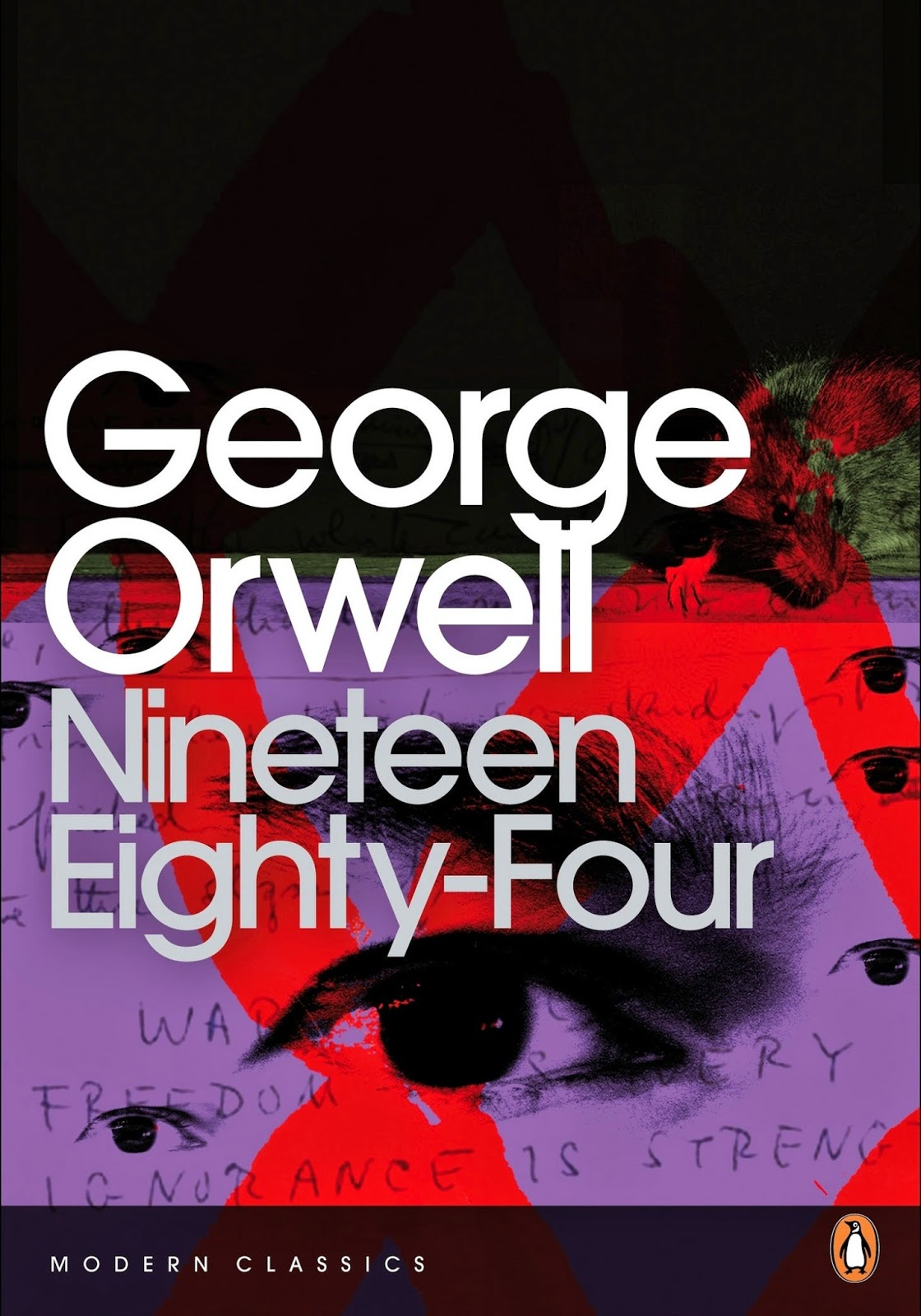 a short analysis of a nineteen eighty four novel Colin brush: 'it was a bright cold day in april' george orwell: nineteen eighty-four 'it was a bright cold day in april, and the clocks were striking thirteen.