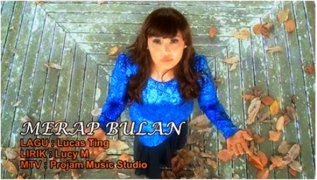 Album LUCY M 'Merap Bulan'