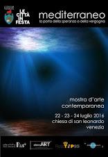 Mediterraneo - la porta della speranza o della vergogna. Venezia 2016