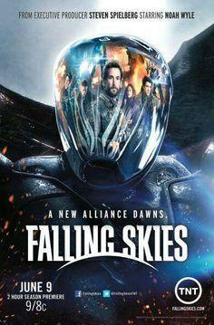 Baixar Falling Skies Dublado