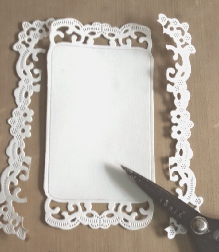 how to cut mirror with scissors