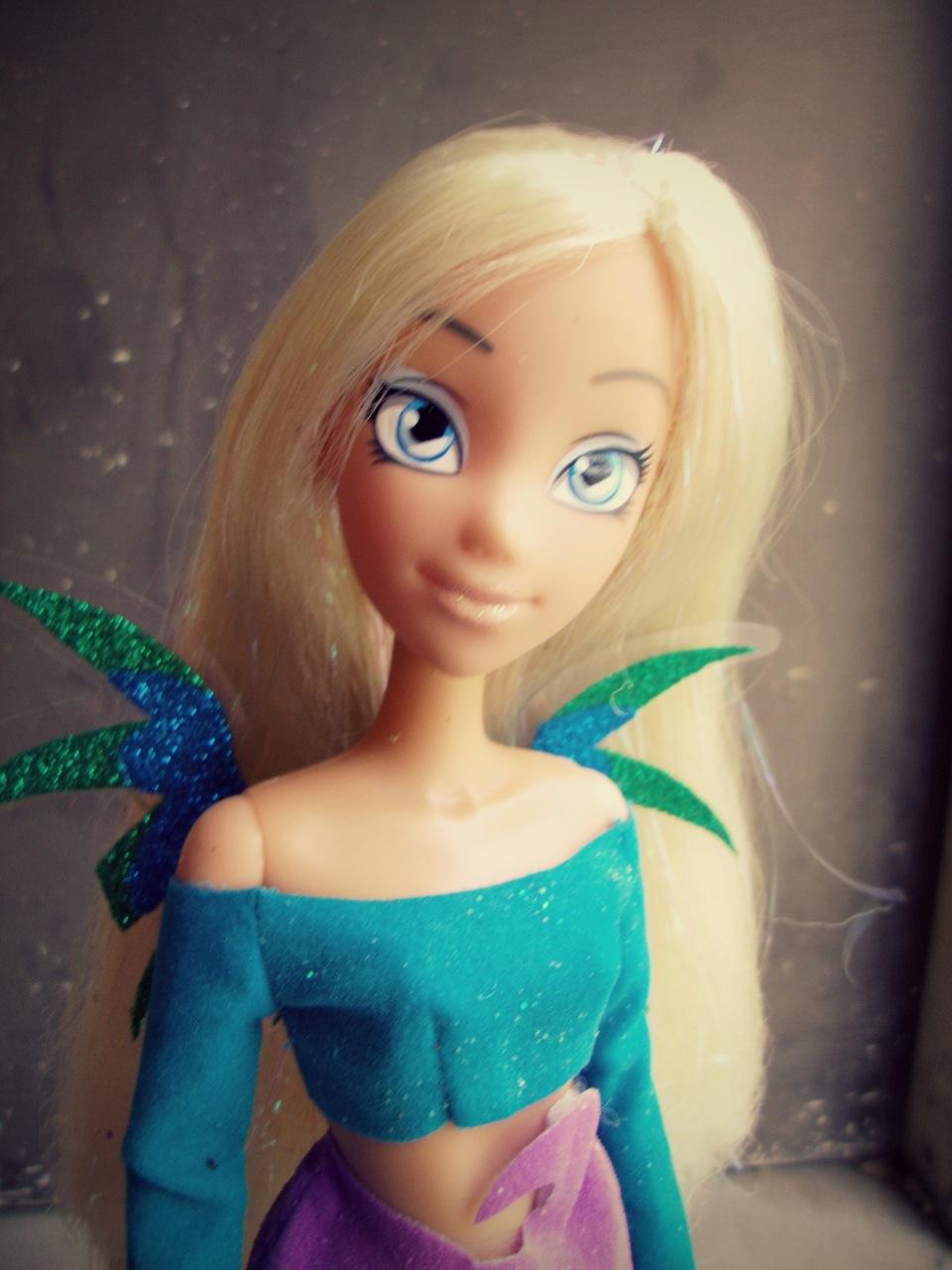 "W.I.T.C.H. doll ""Cornelia"""