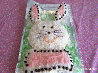 Little Peter Rabbit lyrics, nursery rhymes, bunny cake, image, easter activities, easter crafts for kids, easter ideas, ready set read