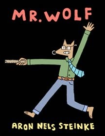 Mr. Wolf #3 mini