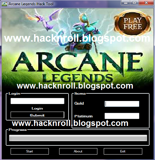 Images for Arcane Legends Hack Download From Torrent