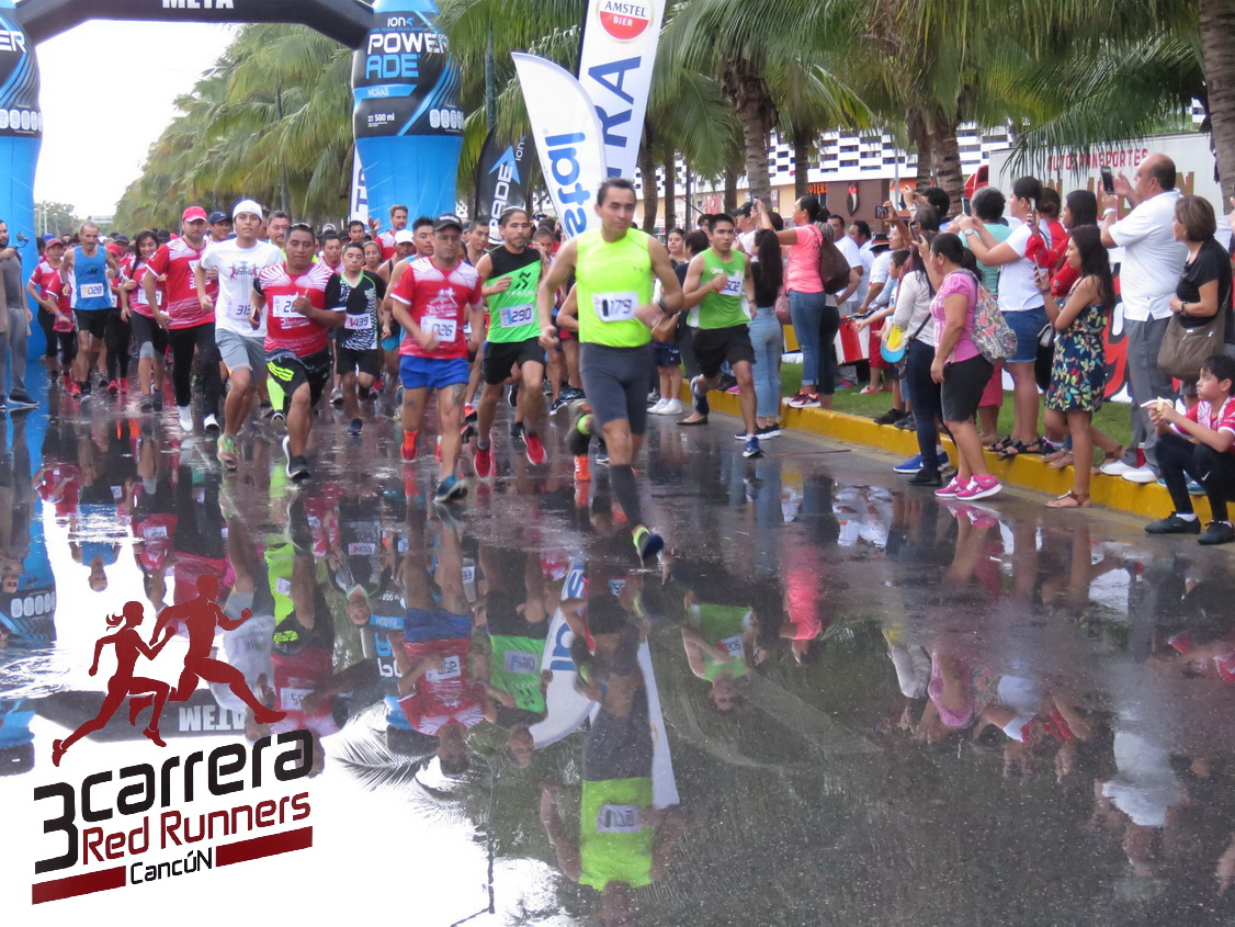 Fotos Carrera Red Runners