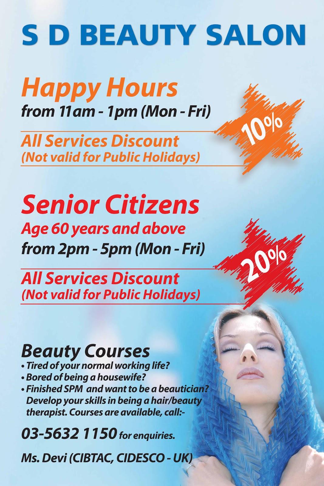 Sd beauty salon for About us beauty salon