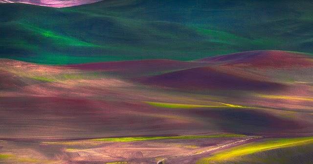 Nuestros paisajes palouse hills washington