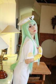 ARIA cosplay, ALice by Koyuki