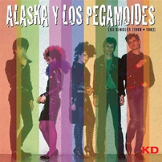 Alaska y Pegamoides – Los Singles (1980-1982)(2013)