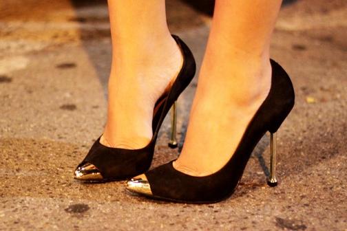 Espectaculares zapatos de noche para fiesta