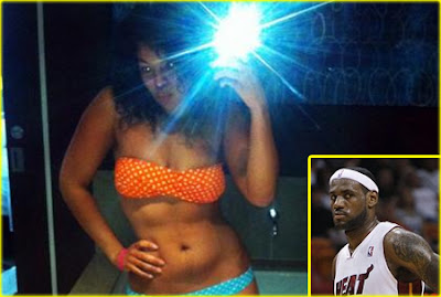 Pussy looks gloria james sex with nba player the