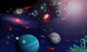 Resultado de imagen de Los cujerpos que pueblan el Universo
