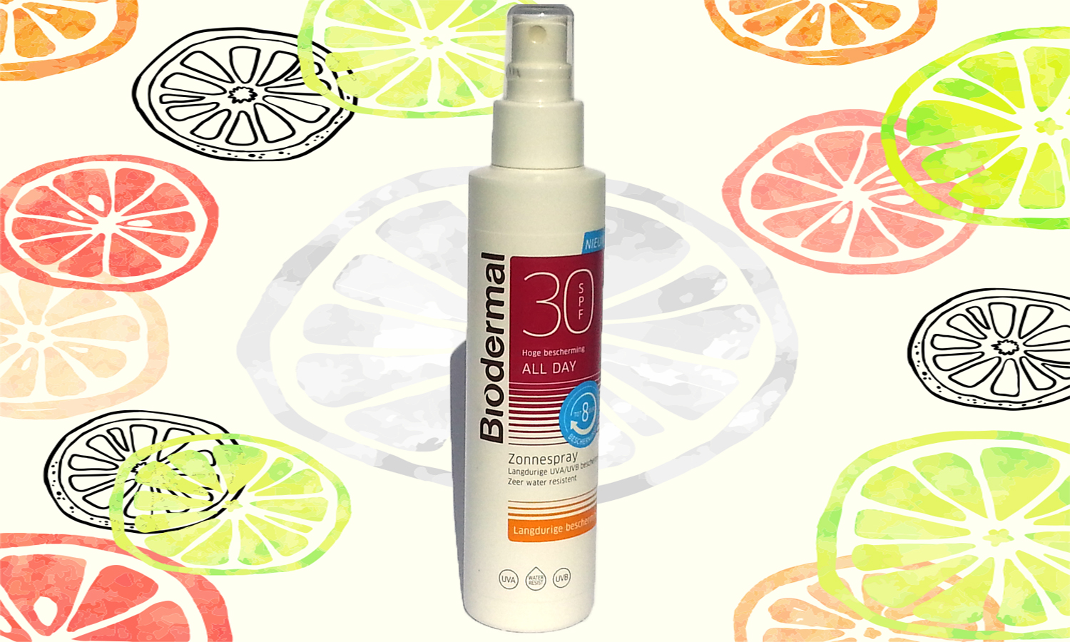 biodermal zonnespray all day spf 30