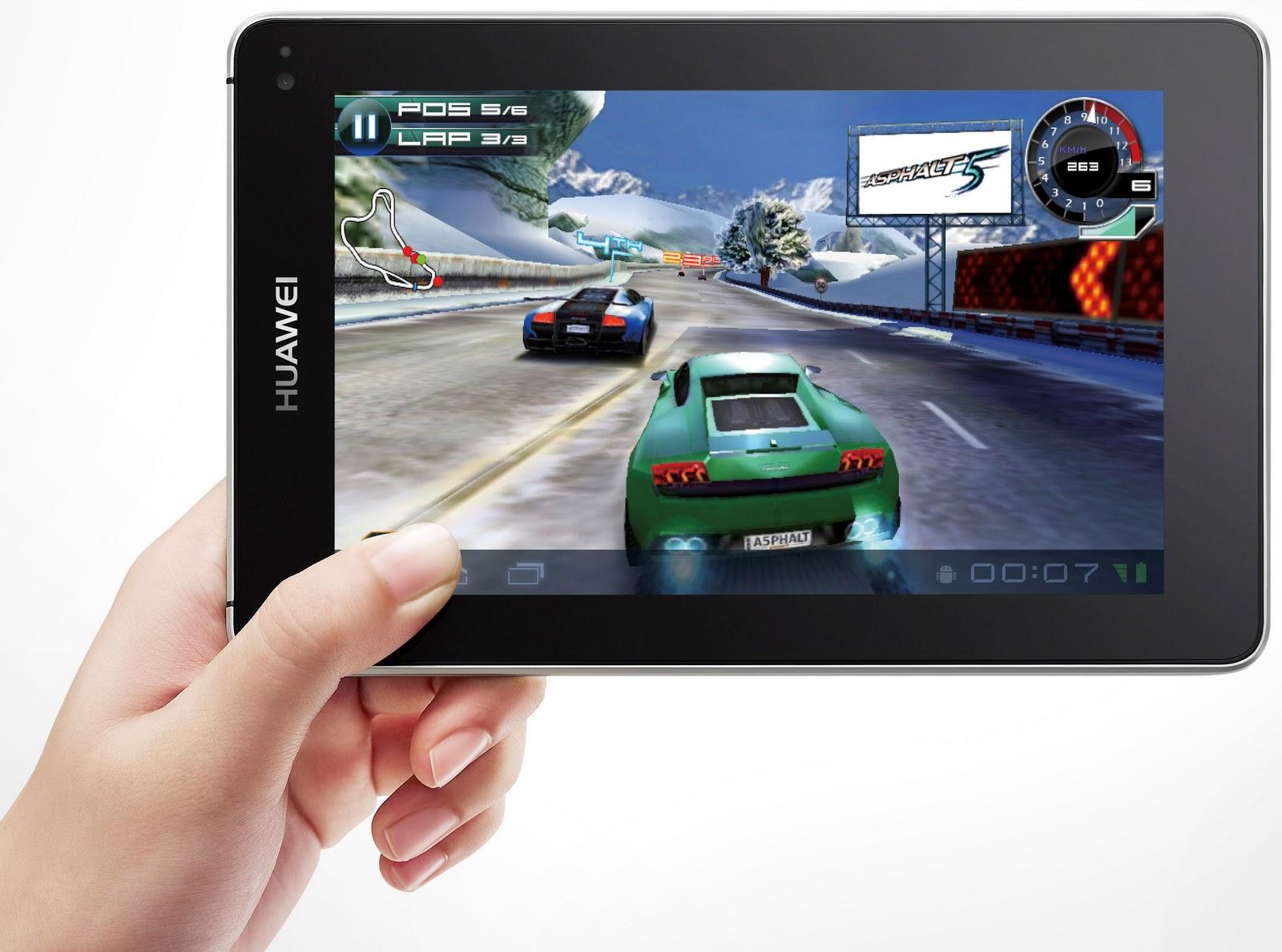 Huawei'nin 'multimedya odaklı' tableti MediaPad 10 FHD, 1,5 GHz