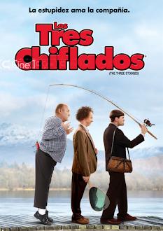 LOS TRES CHIFLADOS 2012