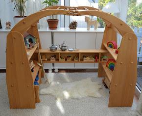 Gewinnt das Mia Spielhaus mit Kaufmannsladeneinsatz von Livipur
