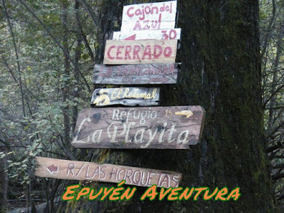 Refugio Camping La Playita - El Bolsón - Epuyén Aventura Guías