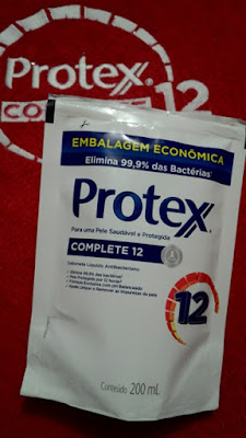 Protex12, Protex, Colgate, PressKit, Sabonete, Sabonete Líquido, Sabonete em barra, Proteção, Saúde, Antibacteriano.