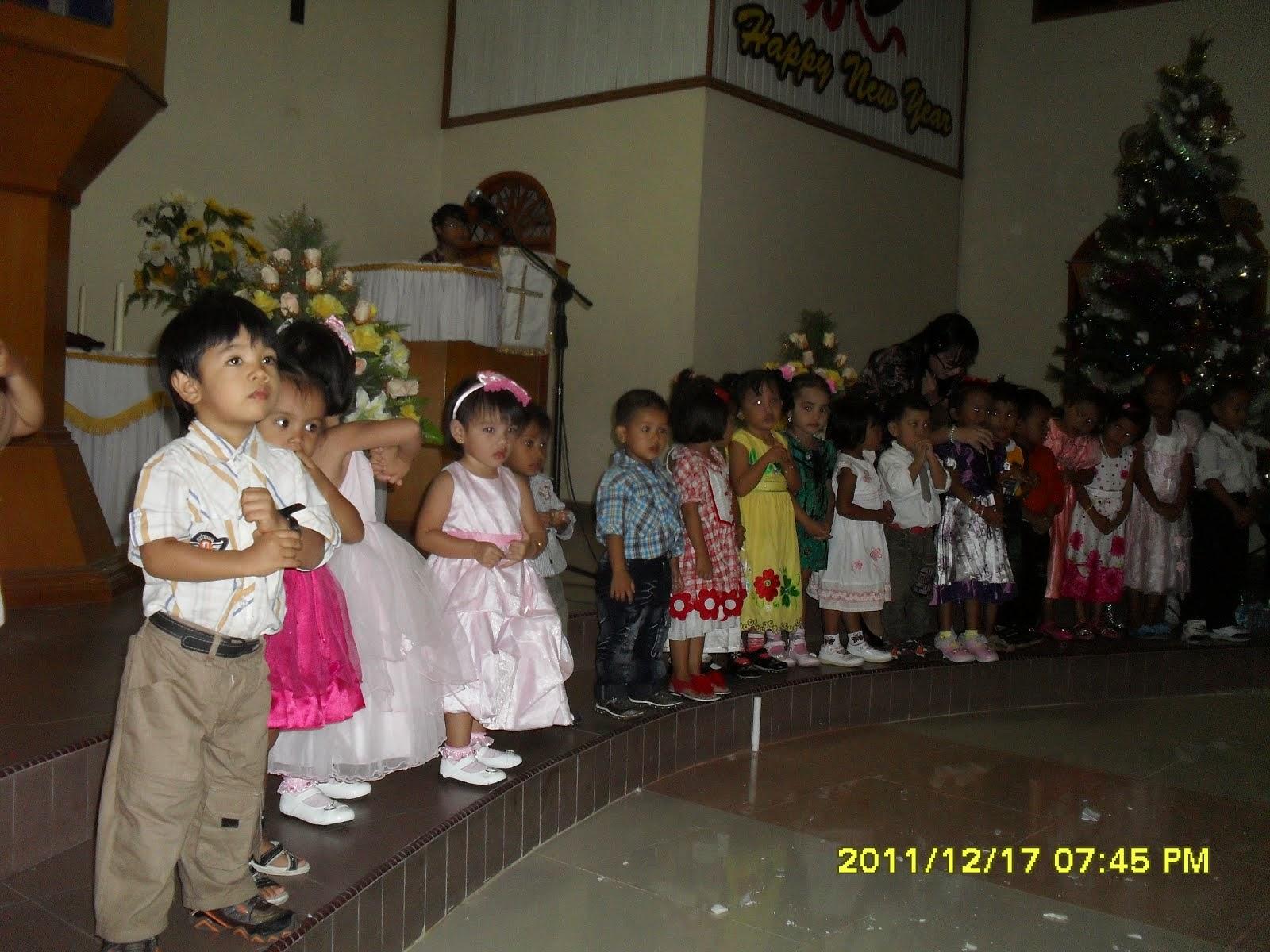 Liturgi kelas kecil