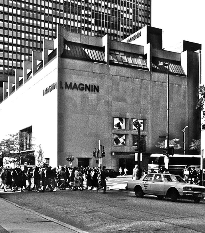 The Department Store Museum I Magnin Co San Francisco California