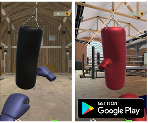 Simulation Game of the Month - Boxing Bag Simulator