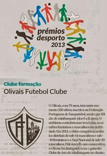 OFC Clube de Formação 2013