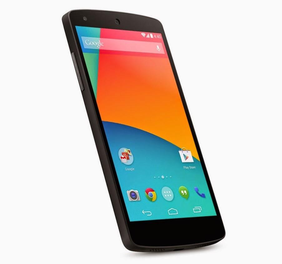 Cara Membuat Nexus 5 Anda Jadi Tambah Menarik