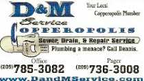 D&M Service - Sewer, Drain and Repair
