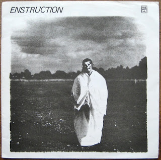 Enstruction - Keep Out of My Body Bag / Signal to Noise / Is There a Dog?  (1982)