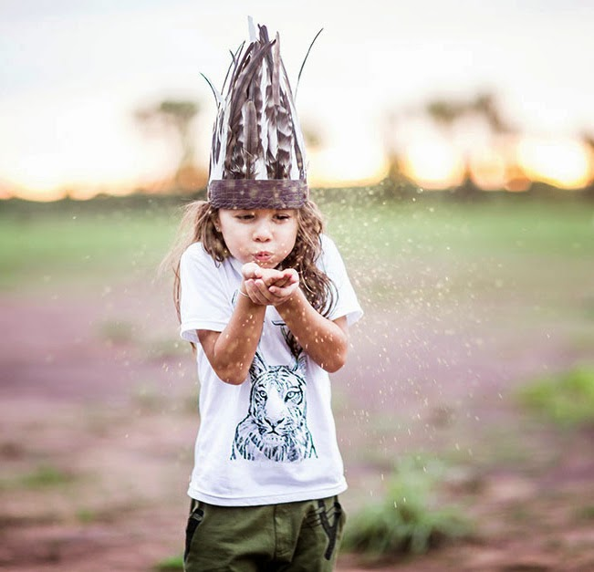 Unisex kids clothes by Australian Bandit Kids AW14
