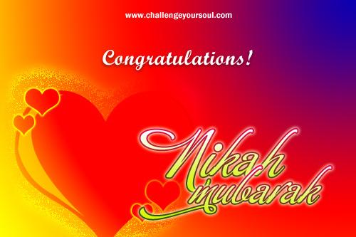 My Sweet Islam Nikkah Mubarik Shaadi Mubarak