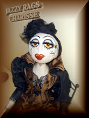 CLOTH PIERROT CLOWN