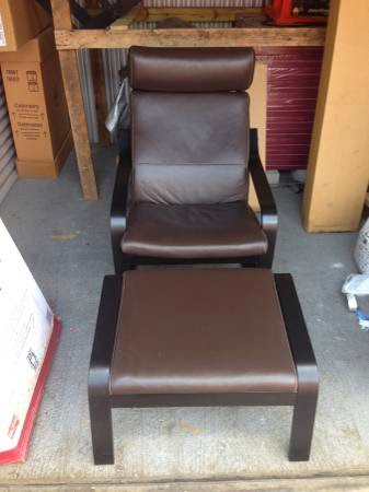 Thou shall craigslist tuesday june 17 2014 for Ikea poang leather