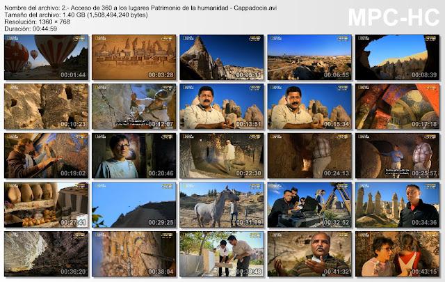 14GB|T1|NAT GEO|Patrimonio de la Humanidad|10-10|HD 720p|