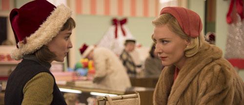 Carol (2015) Teaser Trailer Cate Blanchett and Rooney Mara
