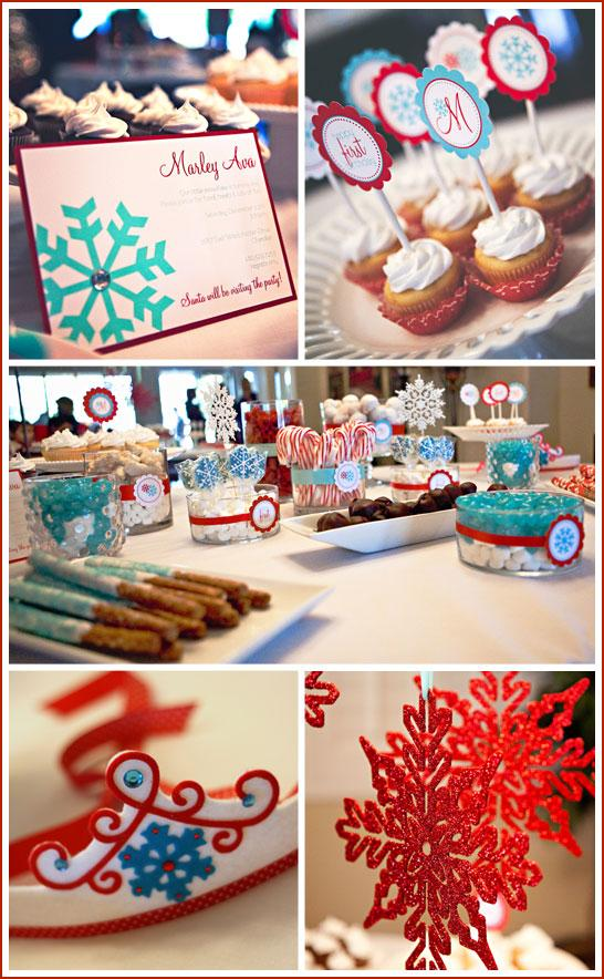 Winter Birthday Party Ideas, Autumn Winter Birthday Party  ~ 213913_Birthday Party Ideas Winter
