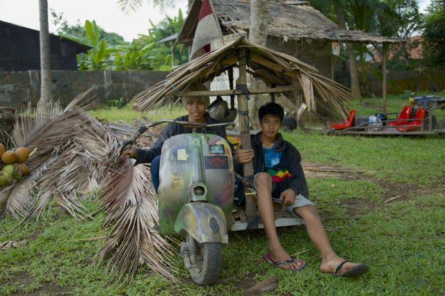 Weird Vehicles of Indonesia