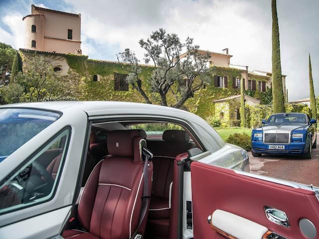 Rolls royce phantom 2013 interior
