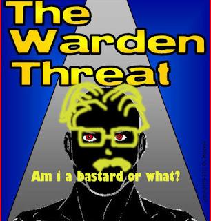 cruel warden psycho