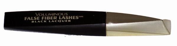 L'Oreal Voluminous False Fiber Lashes Black Lacquer