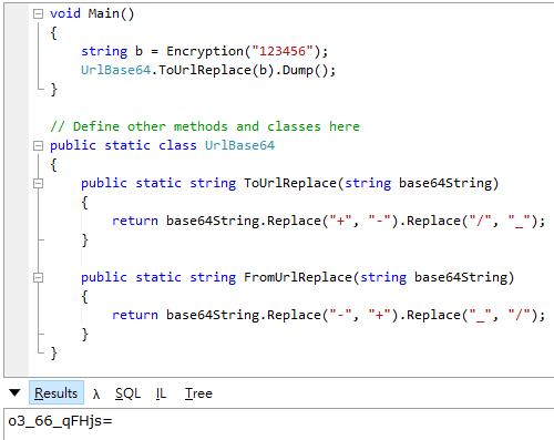 用於URL的改進Base64編碼