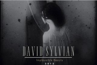david sylvian tour 2012